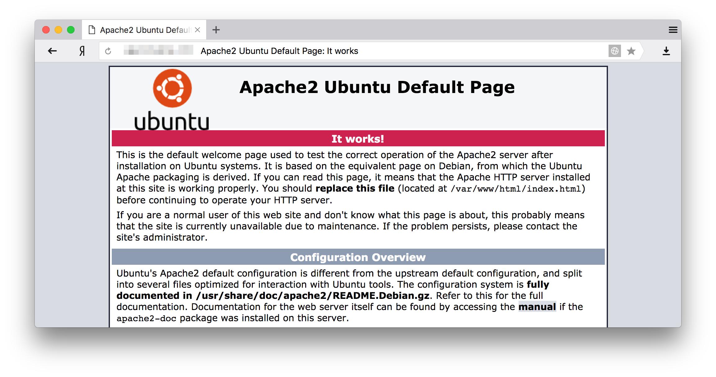 Как установить php на виртуальный сервер топ сайтов спб